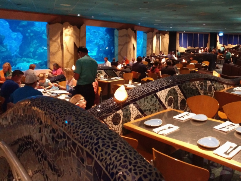 Disney's Coral Reef Restaurant