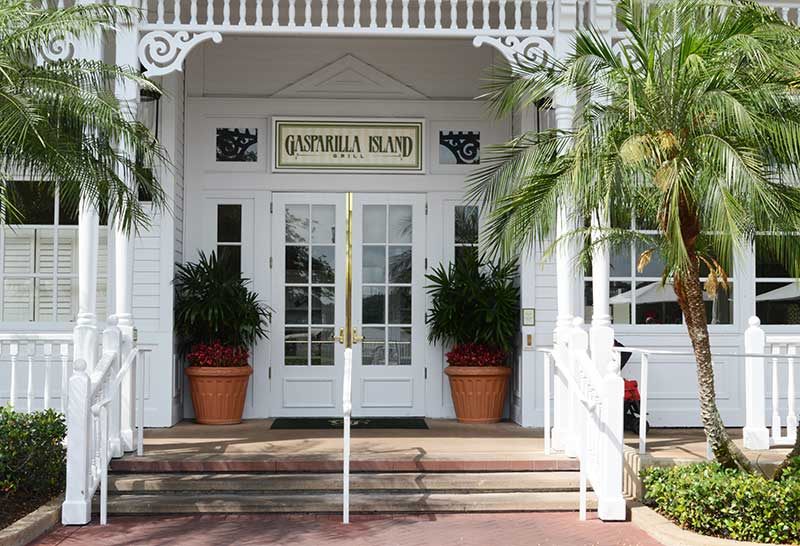 Gasparilla Island Grill at Disney's Grand Floridian Resort - Pixie Dusted  Journeys